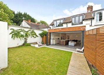 Thumbnail 3 bedroom semi-detached house for sale in Manor Cottages, Station Road, Cobham