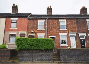 Thumbnail 2 bedroom terraced house to rent in Werrington Road, Bucknall, Stoke-On-Trent