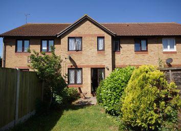 Thumbnail 2 bed terraced house for sale in Caversham Avenue, Shoeburyness, North Shoebury