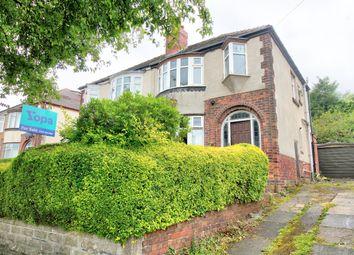 Hunters Lane, Sheffield S13. 3 bed semi-detached house