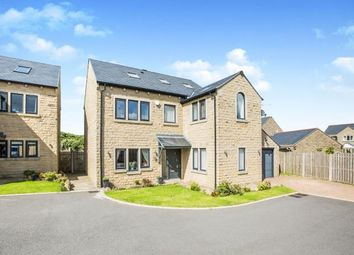 Thumbnail 5 bed detached house for sale in The Old Quarry, Scapegoat Hill, Huddersfield, West Yorkshire