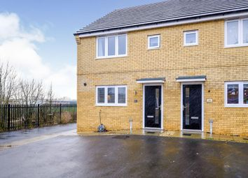 Thumbnail 3 bed property to rent in Purbeck Drive, Corby