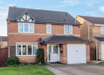 Thumbnail 4 bed detached house for sale in Kings Close, Pocklington, York