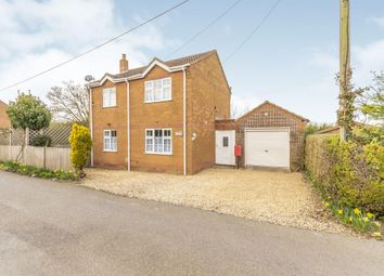 Thumbnail 3 bed detached house for sale in Roman Bank, Saracens Head, Spalding