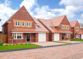"""Thumbnail 4 bed detached house for sale in """"Hertford"""" at Livingstone Road, Corby"""
