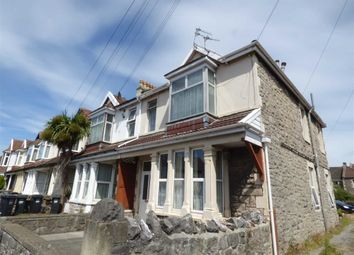 Thumbnail 1 bed flat for sale in Swiss Road, Weston-Super-Mare