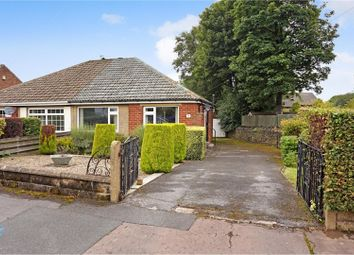 Thumbnail 2 bed semi-detached bungalow for sale in Low Hills Lane, Huddersfield