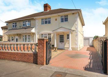 Thumbnail 3 bedroom semi-detached house for sale in Brynamlwg Road, Gorseinon, Swansea