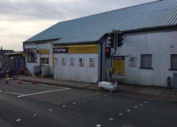 Thumbnail Retail premises for sale in Martin Way, Lindow Street, Frizington