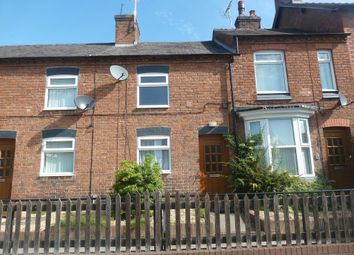 Thumbnail 2 bed terraced house to rent in 3 Wrexham Road, Whitchurch