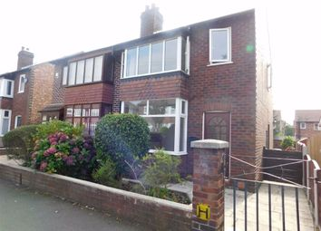 3 bed semi-detached house for sale in Claremont Road, Great Moor, Stockport SK2