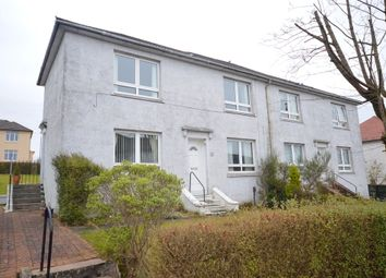 Thumbnail 1 bed flat for sale in Maple Drive, Clydebank