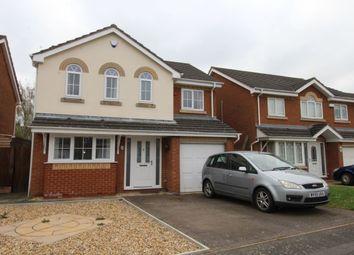 Thumbnail 4 bedroom detached house to rent in Hillesden Avenue, Elstow, Bedford