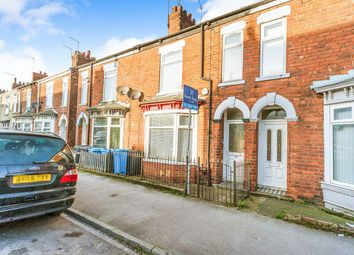 Thumbnail 2 bed terraced house for sale in Rosmead Street, Hull