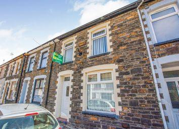 3 bed terraced house for sale in Llewellyn Street, Pontygwaith, Ferndale CF43