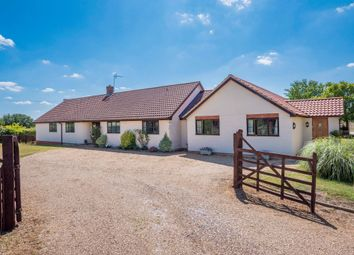 Thumbnail 7 bed equestrian property for sale in Battisford, Stowmarket, Suffolk