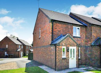 Thumbnail 2 bed semi-detached house for sale in Hafan Y Dorlan, Llanrhaeadr Ym Mochnant, Oswestry, Shropshire