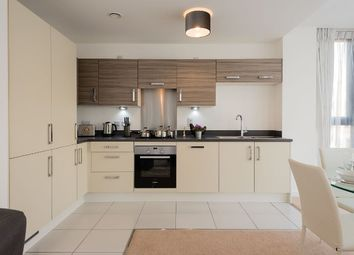 Thumbnail 3 bed flat to rent in Canons Way, Bristol
