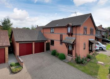 4 bed detached house for sale in Goldfinch Close, Paddock Wood, Tonbridge TN12