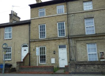 Thumbnail 3 bedroom town house to rent in Woodbridge Road, Ipswich