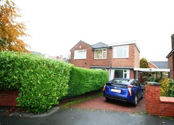 Thumbnail 4 bed detached house for sale in Manston Drive, Cheadle Hulme, Cheadle, Cheshire