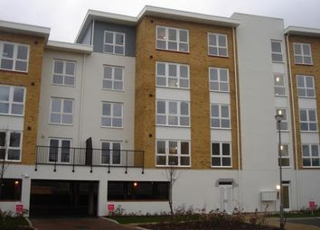 Thumbnail 1 bed flat to rent in Romulous Road, Gravesend