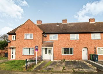 Thumbnail 4 bedroom terraced house for sale in Broughton Road, Shrewsbury