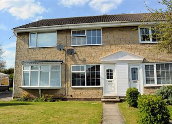 Thumbnail 2 bed town house to rent in Field Avenue, Thorpe Willoughby, Selby