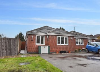 2 bed detached bungalow for sale in Homefield Road, Sileby, Leicestershire LE12