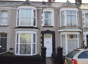 4 bed terraced house for sale in Glanbrydan Avenue, Uplands, Swansea SA2