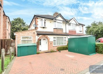 Thumbnail 4 bed semi-detached house for sale in Woodlands Road, Harrow, Middlesex