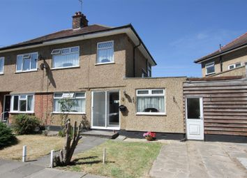 Thumbnail 4 bed semi-detached house for sale in Sussex Road, Ickenham, Uxbridge