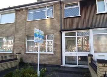 Thumbnail 3 bed terraced house to rent in Binley Road, Coventry, West Midlands