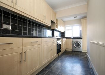 Thumbnail 4 bed terraced house to rent in West Road, Rush Green, Romford