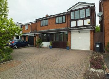 Thumbnail 5 bed detached house to rent in Oakslade Drive, Solihull