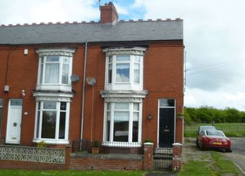 Thumbnail 3 bed end terrace house for sale in Durham Road, Bishop Auckland
