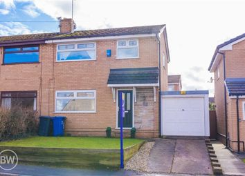 Thumbnail 3 bed semi-detached house for sale in Welton Close, Leigh, Lancashire