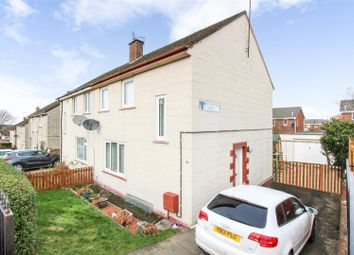 Thumbnail 2 bed semi-detached house for sale in Gilmerton Dykes Road, Edinburgh