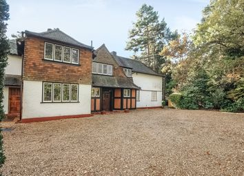 Thumbnail 5 bed detached house to rent in Sunnycroft, Larch Avenue, Ascot