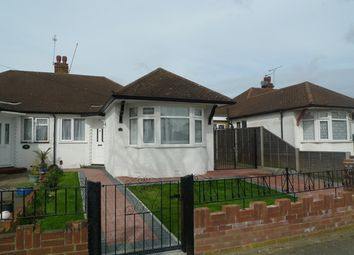 Thumbnail 4 bed semi-detached bungalow for sale in Glasbrook Avenue, Whitton, Twickenham