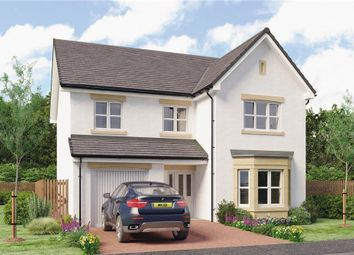 "Thumbnail 4 bedroom detached house for sale in ""Yeats Det"" at Caulderhame Road, Currie"