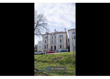 Thumbnail 2 bed flat to rent in Cornwallis Gardens, Hastings