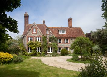 Thumbnail 7 bedroom equestrian property for sale in Bucklers Hard Road, Beaulieu, Hampshire