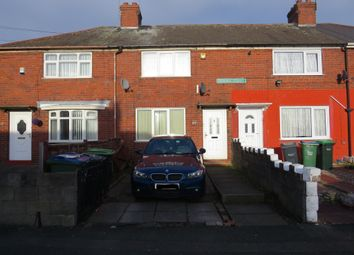 Thumbnail 2 bedroom terraced house for sale in Turner Street, West Bromwich