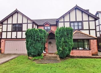 Thumbnail 5 bed detached house for sale in Tudor Gardens, Machen, Caerphilly