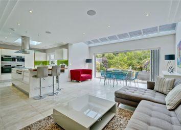 Broom Close, Esher, Surrey KT10. 4 bed semi-detached house for sale