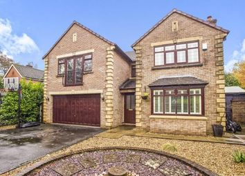 Thumbnail 5 bed detached house for sale in Leafy Close, Leyland, Preston, Lancashire