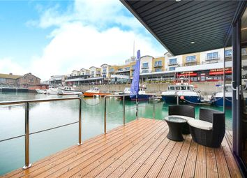 North Harbour, Sovereign Harbour, Eastbourne BN23. 2 bed flat