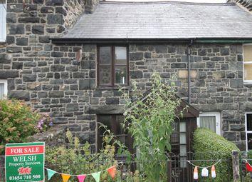 Thumbnail 2 bed terraced house for sale in Station Road, Llwyngwril Gwynedd