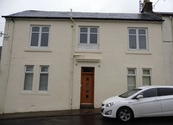 Thumbnail 3 bed flat for sale in Townhead, Beith